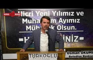 Türkoğlu'nda Muharrem Ayına özel iftar programI