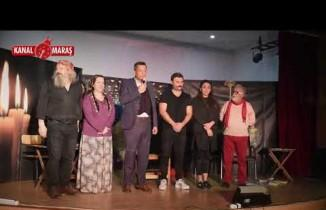 Türkoğlu'nda tiyatro gösterisi ile uyuşturucunun zararları anlatıldı!