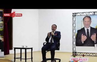 Ünlü İlahiyatçı Karataş Türkoğlu'nda sevenleriyle buluştu