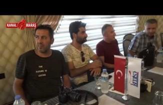 Ünlü model Özge Ulusoy Kahramanmaraş'ta robotlarla podyuma çıkacak!