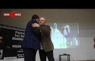 Ünlü Tarihçi Talha Uğurluel Türkoğlu'nda sevenleriyle buluştu
