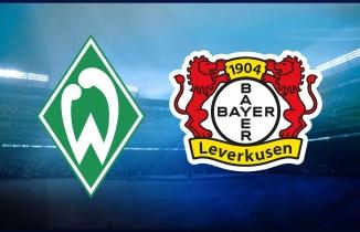 Werder Bremen - Bayer Leverkusen (CANLI İZLE)