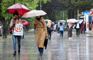 Meteoroloji'den Kahramanmaraş ve 27 ile yağış uyarısı yapıldı