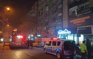 Kahramanmaraş'sa sıcak saatler! Polis ve itfaiye ekipleri olay yerinde