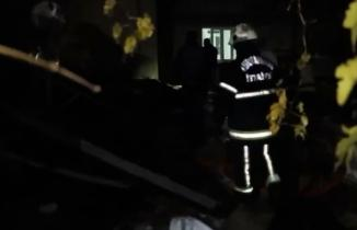 Kahramanmaraş'ta aynı gün iki kez yanan evden aile dramı çıktı