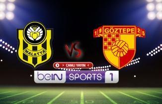 Yeni Malatyaspor - Göztepe maçı (CANLI İZLE)
