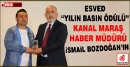 Yılın En Başarılı Muhabirleri Ödül Töreni