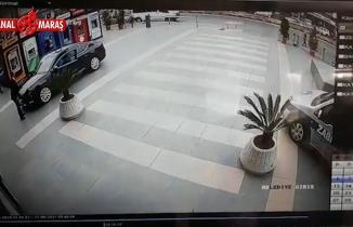 Trabzon'da belediye başkanına silahlı saldırı anı