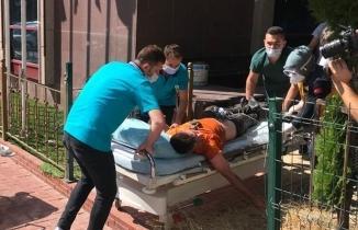 Kahramanmaraş'ta kuyuya giren 4 işçi zehirlendi