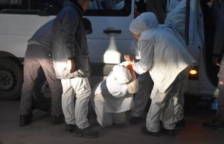 İzmir'de amonyak gazı 25 işçiyi zehirledi